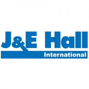 J and E Hall Logo