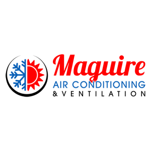 Maguire Air Conditioning Logo